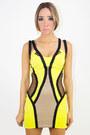 Yellow-haute-rebellious-dress