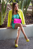 Hot Pink Satchel HAUTE & REBELLIOUS Bags