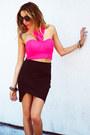 Black-haute-rebellious-sunglasses-black-haute-rebellious-skirt