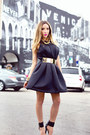Gold-haute-and-rebellious-necklace-black-haute-and-rebellious-dress