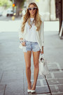Cream-fitted-haute-rebellious-blazer-white-white-zara-bag