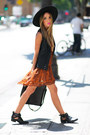 Haute-rebellious-vest-haute-rebellious-boots-haute-rebellious-dress