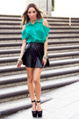 Black-haute-rebellious-skirt-black-haute-rebellious-shoes