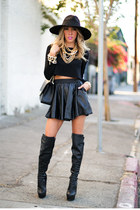 necklaces HAUTE & REBELLIOUS necklace - HAUTE & REBELLIOUS boots