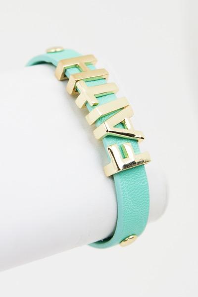 HAUTE & REBELLIOUS bracelet