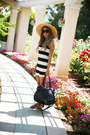 White-stripes-dress-haute-rebellious-dress