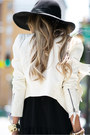 White-leather-moto-haute-rebellious-jacket