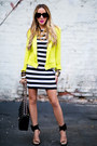Haute-rebellious-dress-haute-rebellious-blazer-chanel-bag