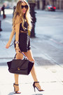 Black-trapeze-celine-bag-black-karen-walker-sunglasses