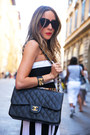 Haute-and-rebellious-necklace-haute-and-rebellious-dress-chanel-bag