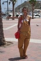 Market pants - Billabong swimwear - H&M wallet - H&M shoes - Ray Ban sunglasses