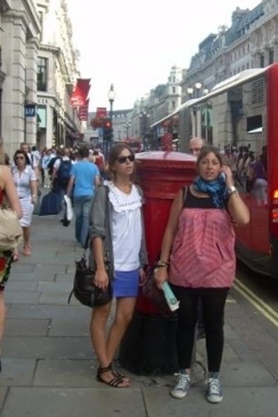 Ray Ban sunglasses - Zara blouse - often men jacket - H&M dress - H&M shoes - St