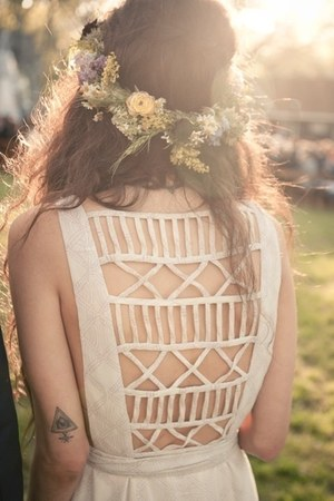 cotton Bohemian dress