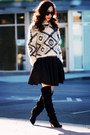 Dolce-vita-boots-mcginn-sweater