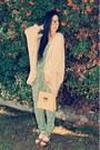 Zara-jumper-h-m-sweater-jeffrey-campbell-shoes-thrifted-vintage-bag-luck