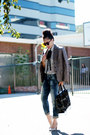 Zara-jeans-polka-dot-club-monaco-shirt-31-philllip-lim-bag-diy-tie