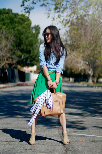 Zara bag - ASH shoes - Zara shirt