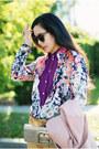 Zara-shirt-jcrew-shirt-h-m-blazer-kimchi-blue-pants-dolce-vita-pumps