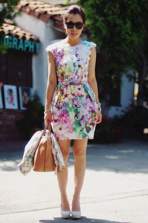 River Island dress - Zara shoes - Zara bag