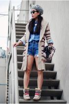 Isabel Marant sneakers - Miu Miu bag