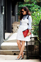PROENZA SCHOULER bag - Jimmy Choo heels