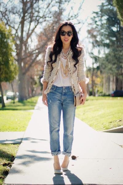 McGinn jacket - Levis jeans
