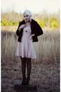 Light-pink-rebecca-taylor-dress