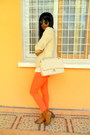 Tawny-santiag-boots-eggshell-jacket-cream-bag-carrot-orange-skinny-pants
