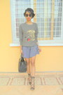 Olive-green-zara-tiger-sweater-black-hermes-bag