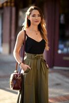 similar here banana republic skirt - Express top - lipstick Buxom accessories