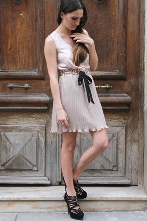 light pink Bonsui dress