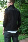 Black-asos-jeans-black-zara-jacket-black-neiman-marcus-tie
