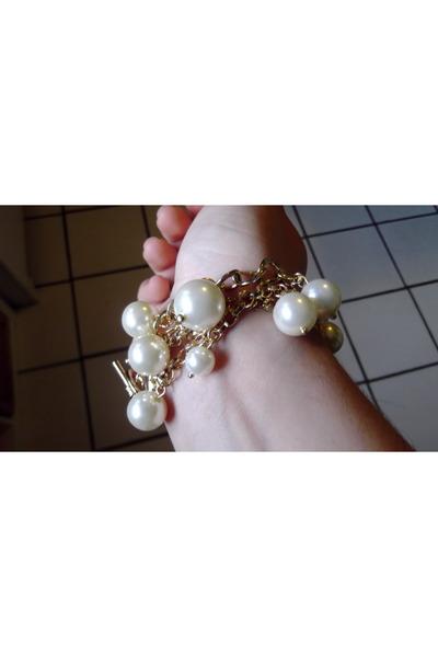 ivory Target bracelet