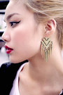 Haute1-earrings