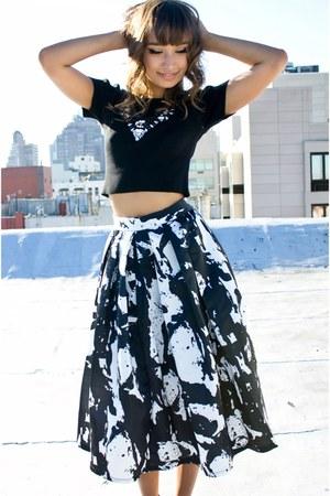 Haute Rogue skirt