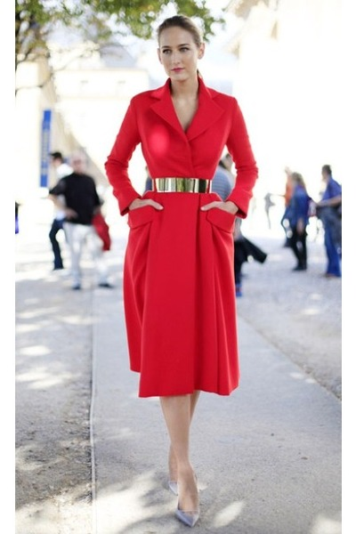 Red Dress Dior Jackets | &quotAutumn /Winter Jackets&quot by