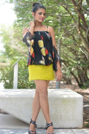 Nordstrom Rack skirt - Nordstrom Rack top