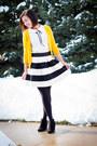 Striped-modcloth-skirt-modcloth-top-mustard-modcloth-cardigan