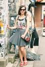 Pleated-skirt-modcloth-skirt