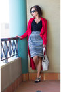 Modcloth-dress-red-makemechic-coat-kate-spade-bag