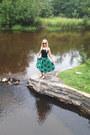Green-fan-tatyana-boutique-skirt-black-modclothcom-wedges