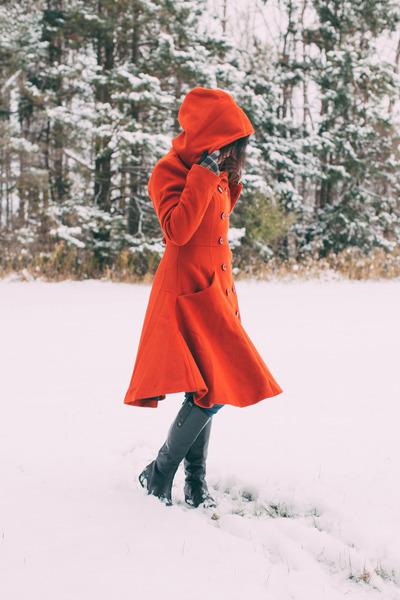 swing modcloth coat