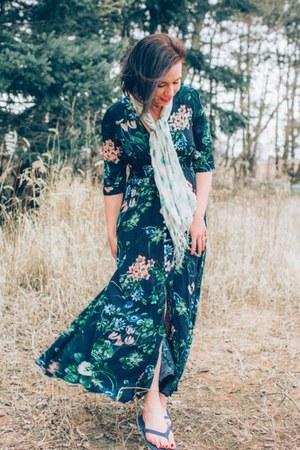 floral print shein dress