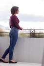 High-waisted-judy-blue-jeans-cropped-review-australia-cardigan