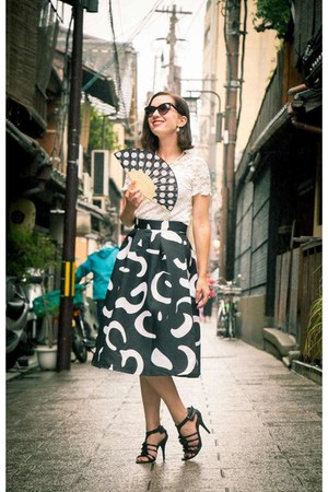midi makemechic skirt