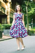 polka dot Lilee Fashion dress