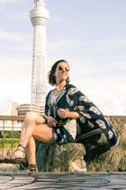 kimono shein top