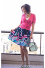 2d-jump-from-paper-bag-midi-modcloth-skirt-bow-light-in-the-box-heels