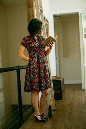 boho Karina Dresses dress - modcloth heels