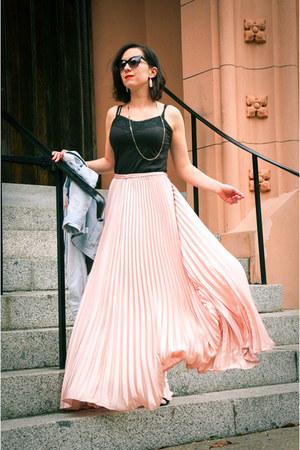 maxi skirt shein skirt - Polette sunglasses